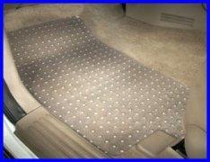 Khurana Industries Clear Vinyl Car Floor Mats.