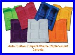 Auto Custom Carpets Extreme Carpet Colors