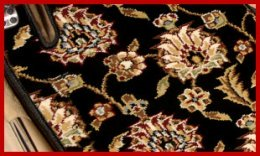 Oriental Auto Mat by Designer Mat International is an exquisite, fashionable and luxurious car floor mat.