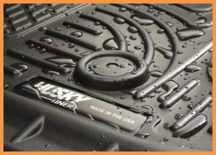 Husky Liners WeatherBeater Floor Liners for cars, trucks and SUV's. Keep mud, water and gunk off your feet!!!