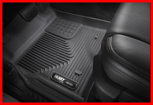 Husky Liners X-act Contour Floor Liner is designed to give a perfectly contoured fit.
