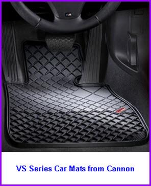Cannon Car Mats Vehicle Specific Model VS
