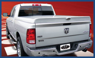 Jason Caps Hugger Model Tonneau Cover protects your truck bed, improves gas mileage and adds style to your pickup.