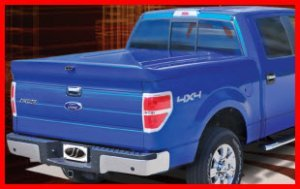 Jason Caps Rage Model Tonneau Cover protects your truck bed, improves gas mileage and adds style to your pickup.