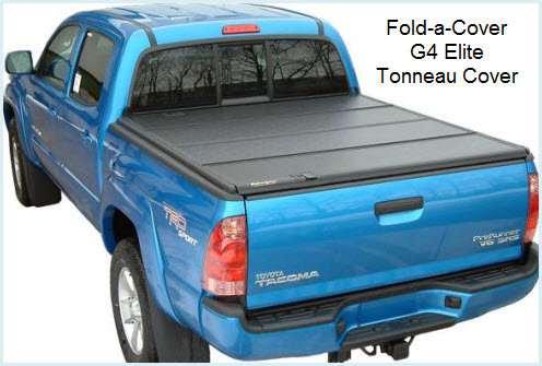 Fold-a-Cover G4 Elite Tonneau Cover