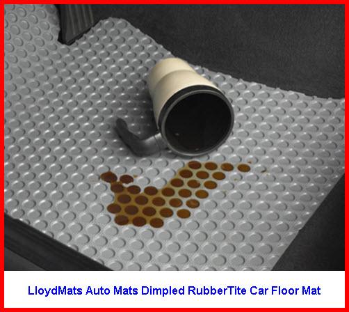 LloydMats Auto Mats RubberTite Car Floor Mat