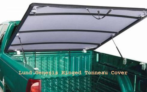 Lund Genesis Hinged Tonneau Cover
