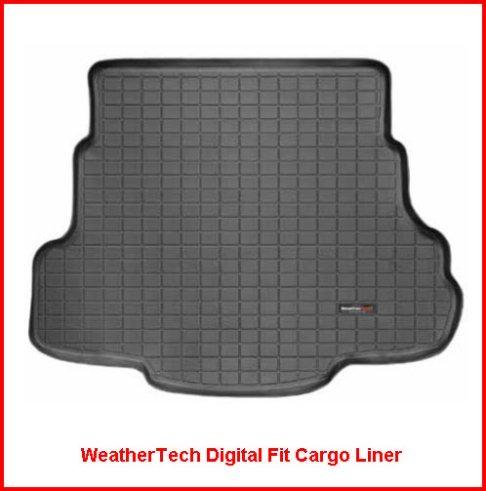 WeatherTech Digital Fit Cargo Liner. WeatherTech FloorLiner style of WeatherTech Car Mats Product Line.