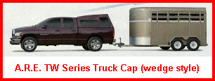 ARE TW Series Truck Cap or Truck Topper