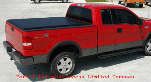 Access Limited Soft Tonneau Cover