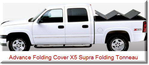 Advance Cover Tonneau X5 Supra