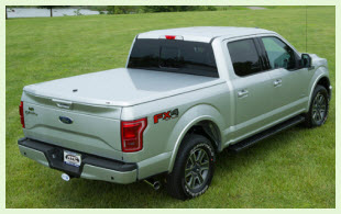 ATC SRT Model Truck Lid (tonneau cover) has the lowest profile of any tonneau cover in the industry.