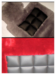 AutoStyle Sheepskin Car Mats are made by Pattern One Ltd. of Old Wolverton, England.