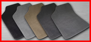 Avery's Grand Touring Car Floor Mats are designed to perfectly fit your year, make and model vehicle.