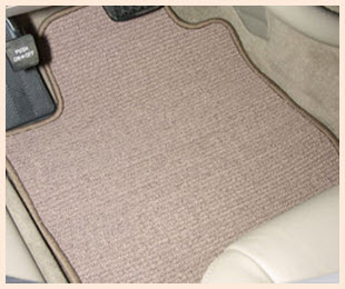 Avery's Luxury Touring car mat is a European Berber Style mat with excellent durability and a plethora of features.