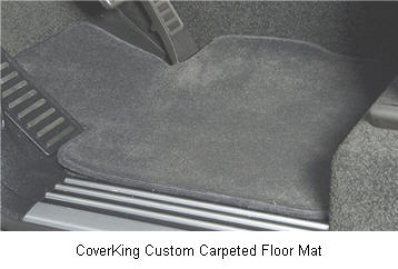 CoverKing Carpeted Floor Mat