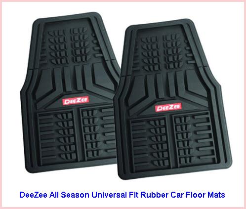 Rubber mats diamond plate - Deezee Car Mats Manufactures All Weather Rubber Car Mats To Protect