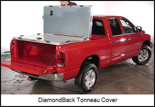 DiamondBack Aluminum Tonneau Cover