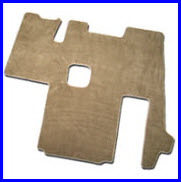 Fleet Interiors(Averys) Carpeted Truck Floor Mats.
