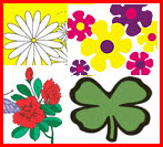 Floral Car Mats brighten up your car, truck or suv. Flowers are Colorful, Pretty and Relaxing. Just what you need to make your drive more enjoyable.