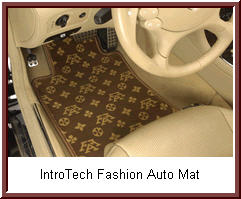 IntroTech Fashion AutoMat Custom Car Mats