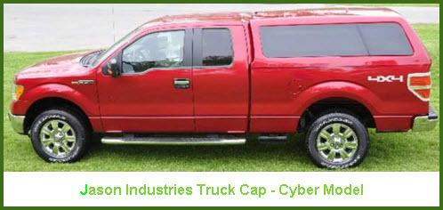 Jason Truck Caps Cyber Model