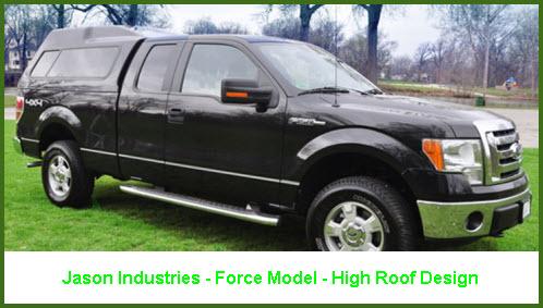 Jason Truck Caps Force Model