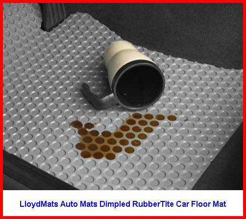 LloydMats Auto Mats RubberTite Car Floor Mat