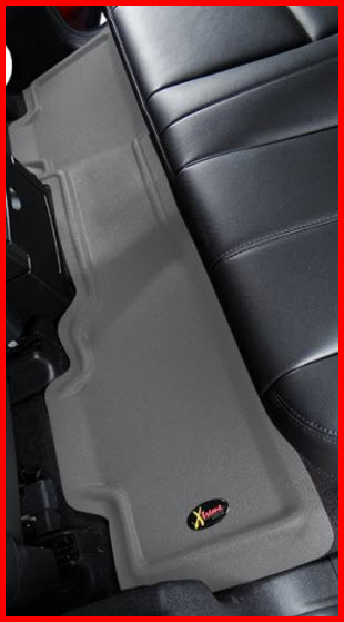 Catch-All Extreme Floor Liners also come in one piece units for the rear seating area floors.