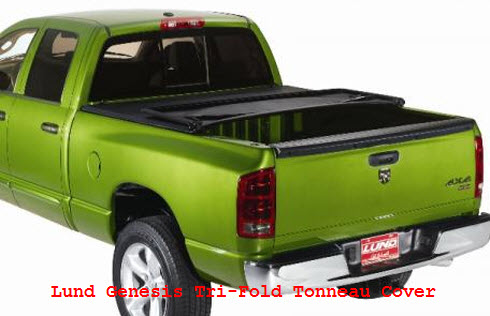 Lund Tonneau Covers Makes The Genesis Revelation Lines Of Soft Tonneau Covers