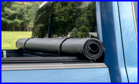 The Luverne Tonneau Cover is a soft roll-up truck bed cover designed to give you years of service at an economical price.