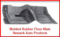 Newark Auto Products Makes Molded Carpets Amp Rubber Mats