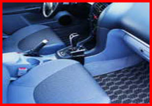 Paragon Union Berhad Carpeted Car Floor Mats.