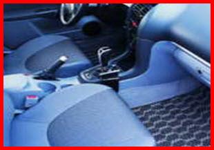 Paragon Union Berhad Carpeted Car Floor Mats.