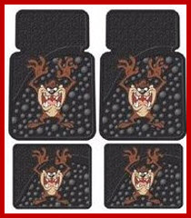 Plasticolor Taz Devil Car Mats
