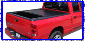 Roll BAK Folding Tonneau Covers