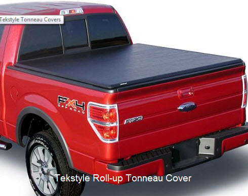 Tekstyle Roll-up Tonneau Cover by Back Country Accessories
