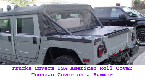 Truck Covers USA American Roll Cover Tonneau Cover