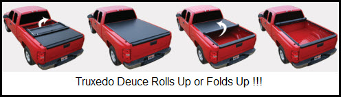Truxedo Deuce Truck Bed or Tonneau Cover