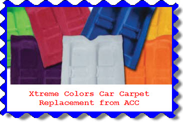 Are Replacement Auto Carpets The Best Choice To Improve