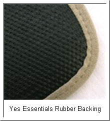 Wash your Yes Essentials Car Floor Mats with soap and water to remove stains and odors and mold. Use mild soap and water to maintain the stain resistance of these car mats.