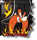 Personalized Car Mats Cartoon Characters including such favorites as Yosemite Sam are found from several car mat manufacturers today.