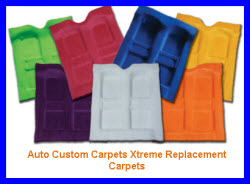 Auto Custom Carpets Extreme Carpet Colors
