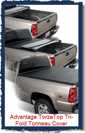Advantage Torza Top Tonneau Cover