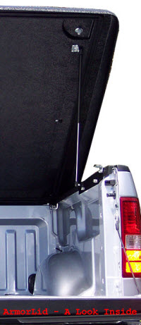 Armor Lid Hard Truck Bed Cover Tonneau Cover