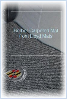 Berber Carpeted Car Mat from Lloyd Mats