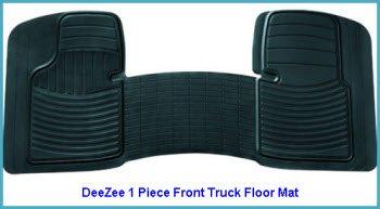 DeeZee 1 Piece Front Truck Floor Mat