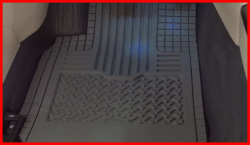 Kraco Floor Armor Car Mats - the Ultimate Protection for your vehicles floor.