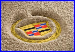 LLoydsMats Luxe Mat is sheer luxury in a carpeted car floor mat.