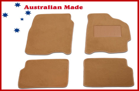 Tru-Fit Carpets Carpeted CarMats are Made in Australia and Sold Worldwide.